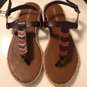 Volcom Wens Sandals!